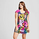 Plus Size Lisa Frank Sleep Shirt