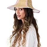 Folding Straw Hat