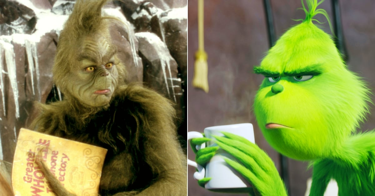 Both Versions of The Grinch and 11 Other Holiday Movies You Can Stream on Netflix Now thumbnail