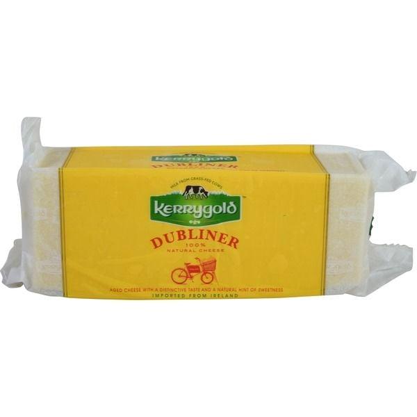 Kerrygold Dubliner Irish Cheese ($7 per 1/4 pound)