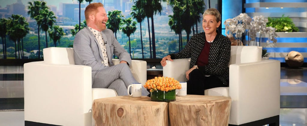 Jesse Tyler Ferguson Tried to Track Down a Pair of Yeezy Sneakers With Kim Kardashian's Help