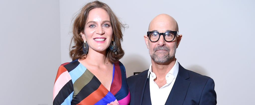 Stanley Tucci's Wife Felicity Blunt Pregnant Second Child