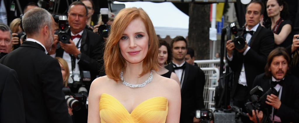 Every Dress Jessica Chastain's Worn on the Red Carpet Has Been Absolutely Magical