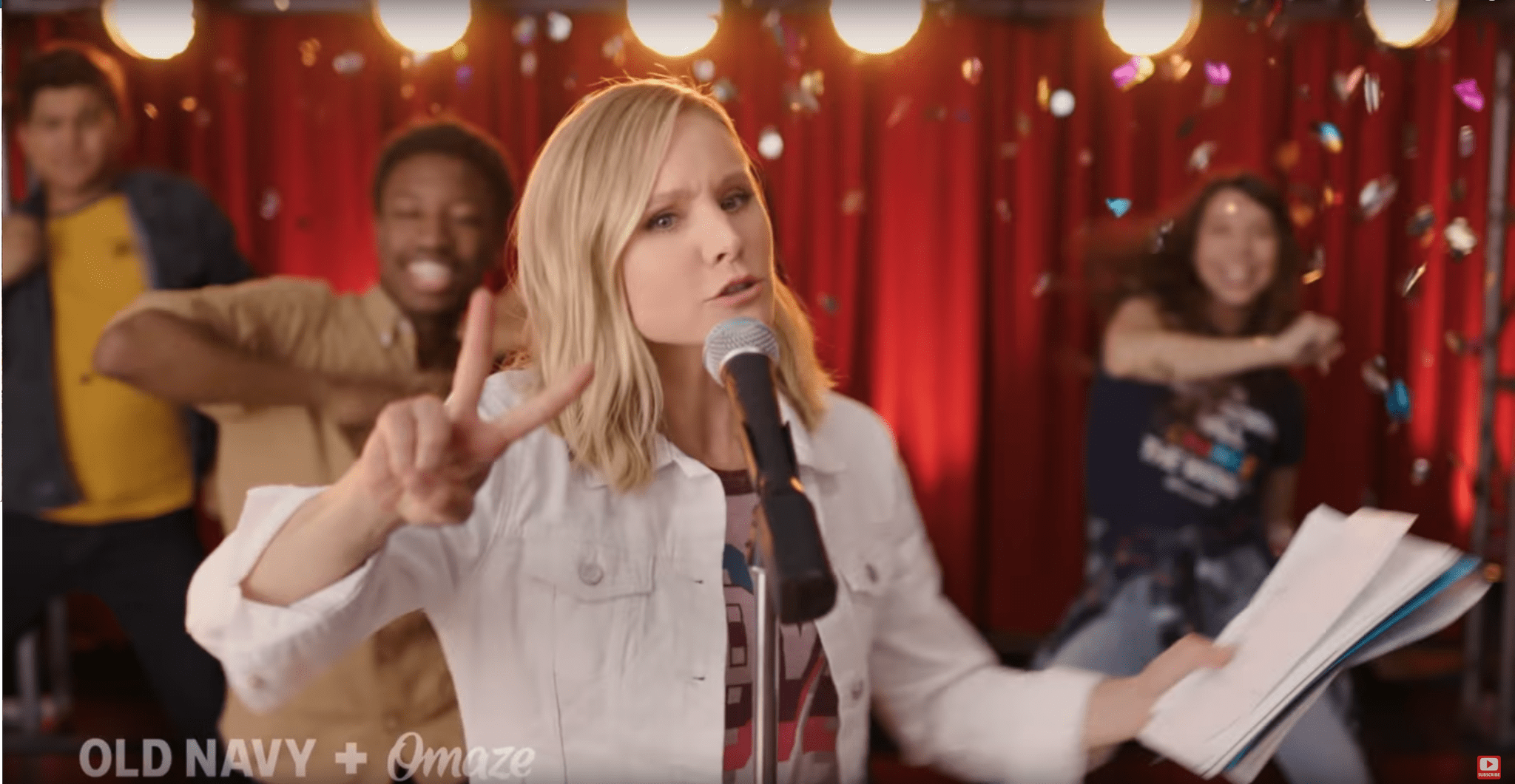 Kristen Bell Back to School Song | POPSUGAR Moms