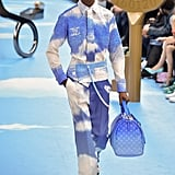 Louis Vuitton Cloud Accessories at the 2020 Menswear Show