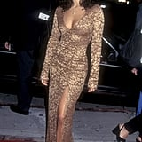 On the Red Carpet For Anaconda in Los Angeles in April 1997
