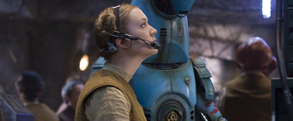 Billie Lourd DOES Have a Bigger Role in Star Wars: The Last Jedi