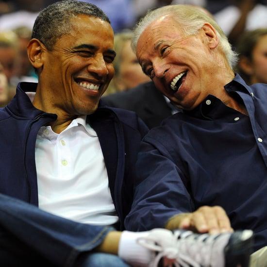 President Obama's Farewell Message to Joe Biden