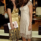 Kate most famously wore the dress during her breakup with William in the Summer of 2007 — to a book launch in London with sister Pippa.