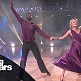 Evanna & Keo's Foxtrot – Dancing with the Stars