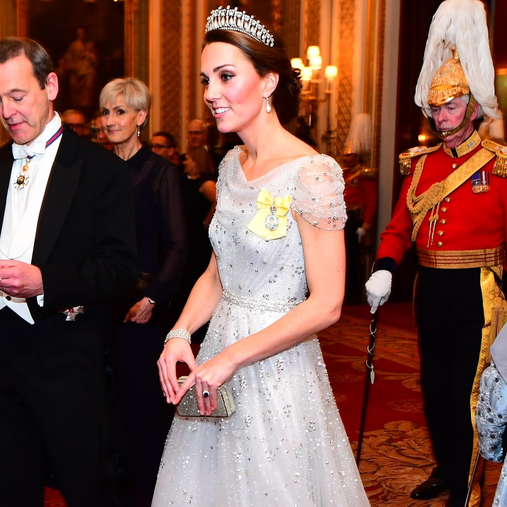 623647cca91 Kate Middleton s Outfit at Queen s Reception 2018