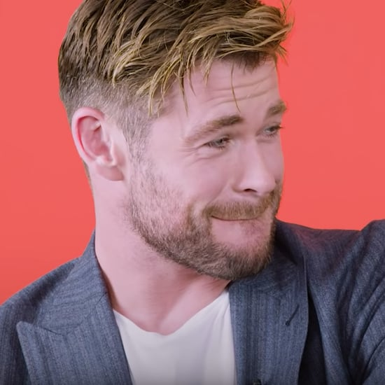 Chris Hemsworth Popsugar Entertainment