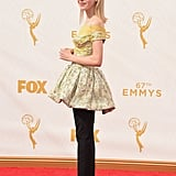 Kiernan Shipka Outfit at Emmys 2015