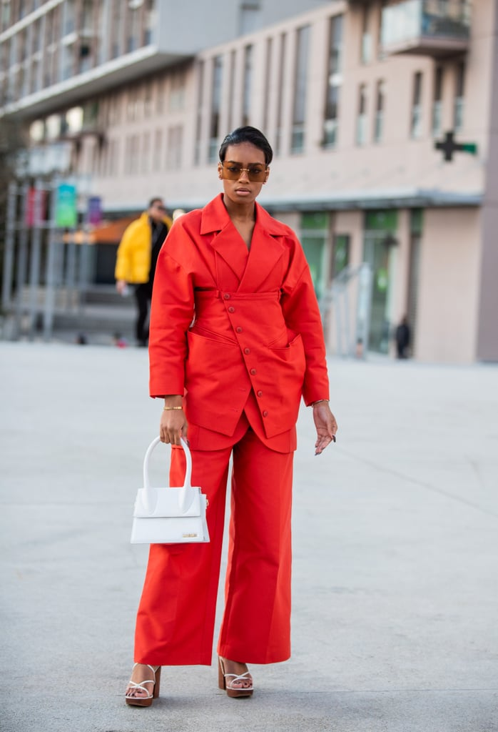 Spring Color Trends 2020: Poppy Red
