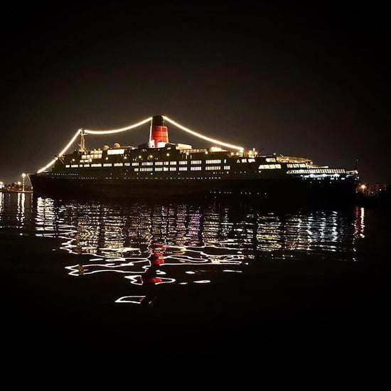 سفينة كوين إليزابيث 2 تفتح قمرة القيادة أمام زوارها 2020