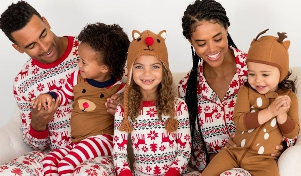 640328a08f Best Matching Family Pajamas at Hanna Andersson | POPSUGAR Family