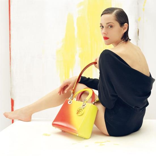 Marion Cotillard Lady Dior Resort 2014 Campaign | Pictures