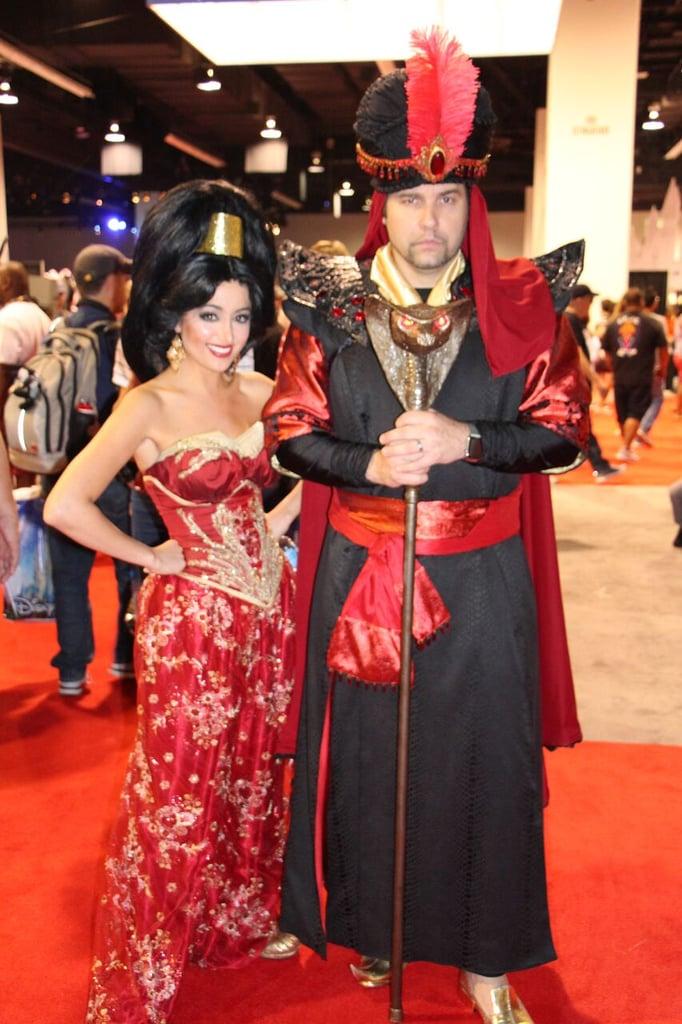 Male jasmine and jafar sex