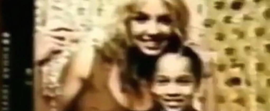 Zoë Kravitz's Instagram Photo With Britney Spears