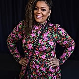Yvette Nicole Brown at the 2020 Spirit Awards
