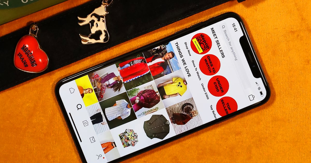 How to Master the Art of Buying Clothes on Depop, and Yes, It's an Art