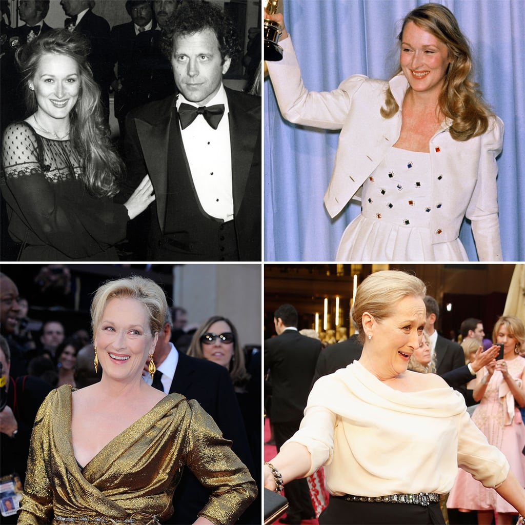 Pictures of Meryl Streep at Oscars
