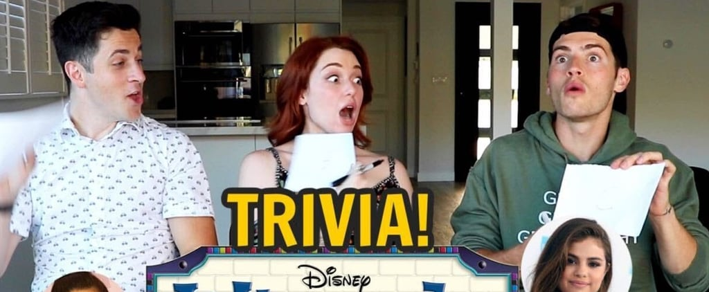 Wizards of Waverly Place Trivia Reunion | Gregg Sulkin Video
