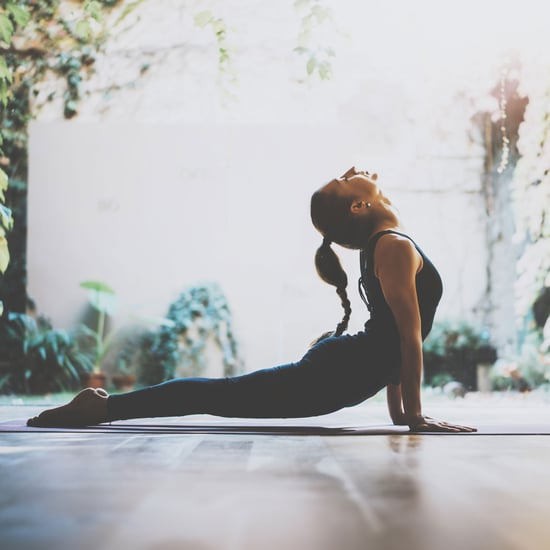 10-Minute Morning Yoga Sequence For Positivity