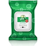 Yes to Cucumbers Facial Towelettes ($9)