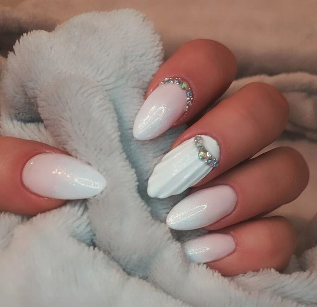 Your Mermaid Dreams Aren't Over With These 3D Shell Nails