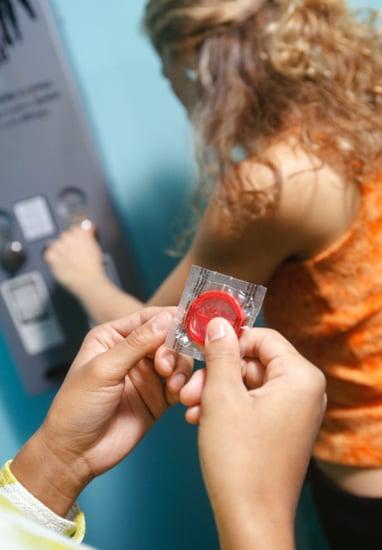 Inmates Get Condom Vending Machines