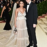 Selena Gomez's Coach Purse at Met Gala 2018