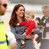The Royals Give Us One More Peek at George Before They Go