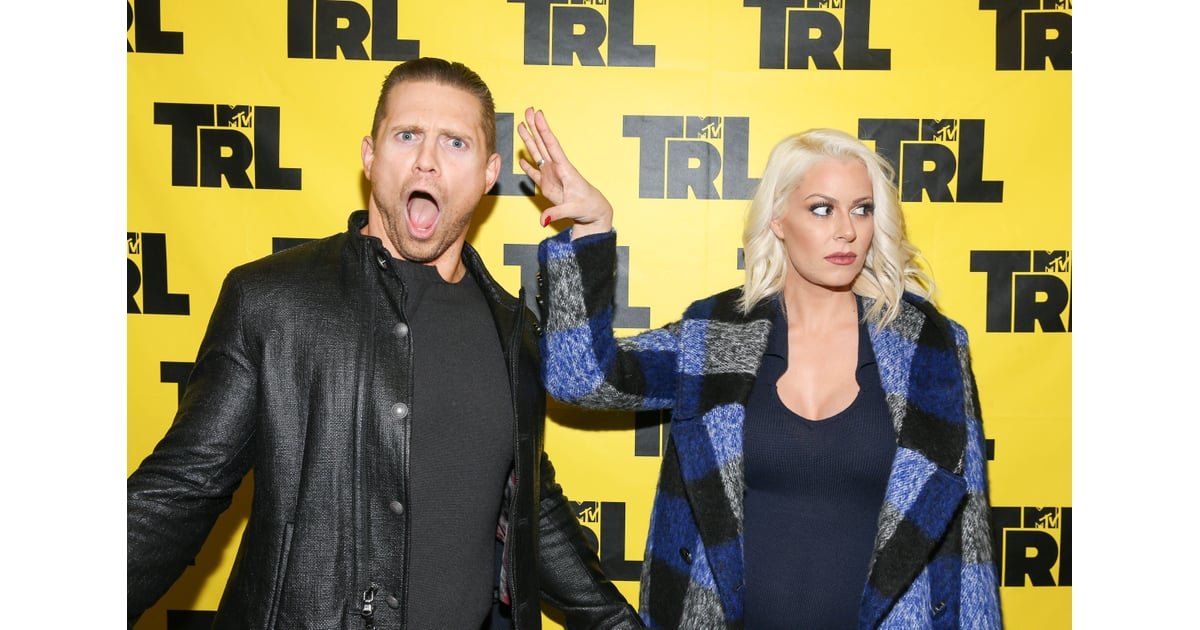 maryse ouellet and mike mizanin relationship