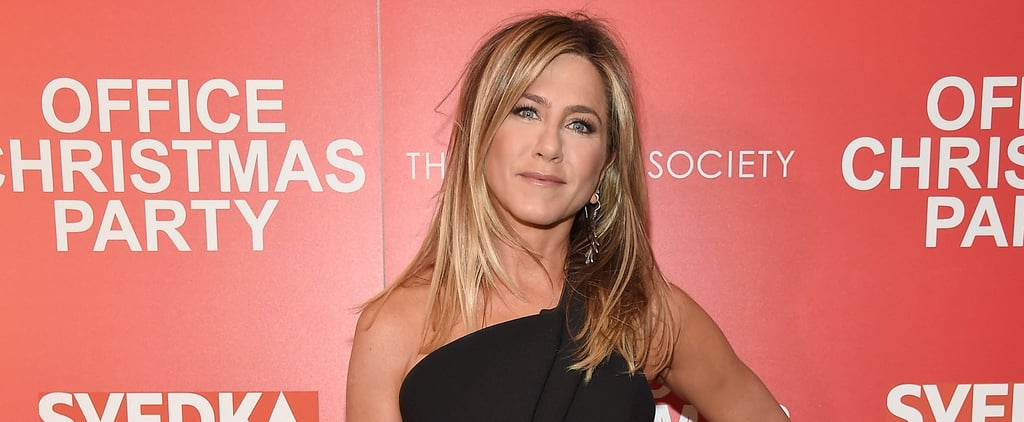 Jennifer Aniston Was Totally Dedicated to Her Little Black Dress — Until Now