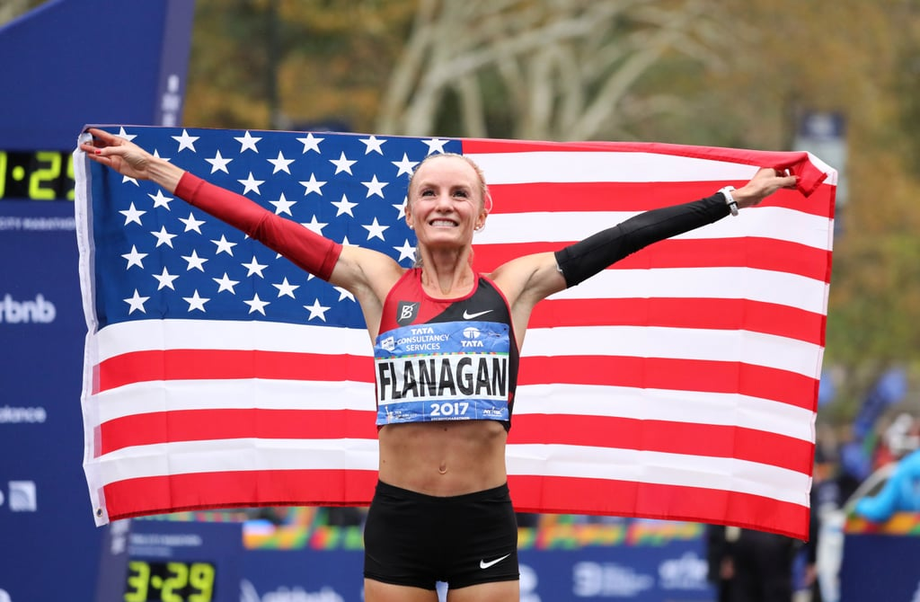 Image result for shalane flanagan nyc first american in years