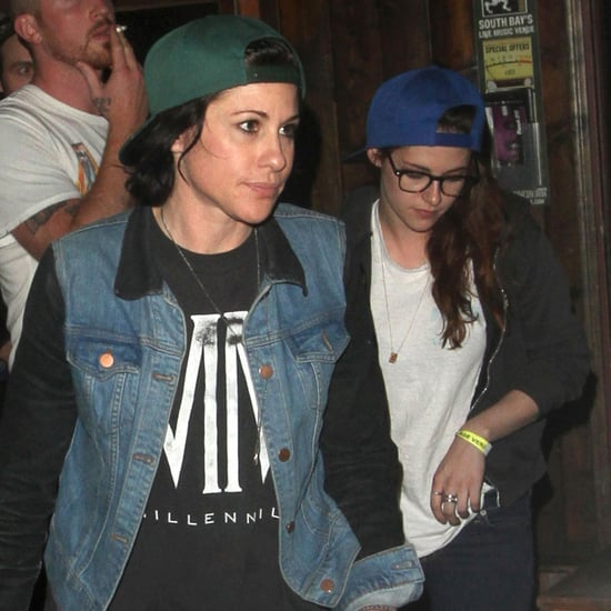 Kristen Stewart and Tamra Natisin Go to a Concert | Pictures
