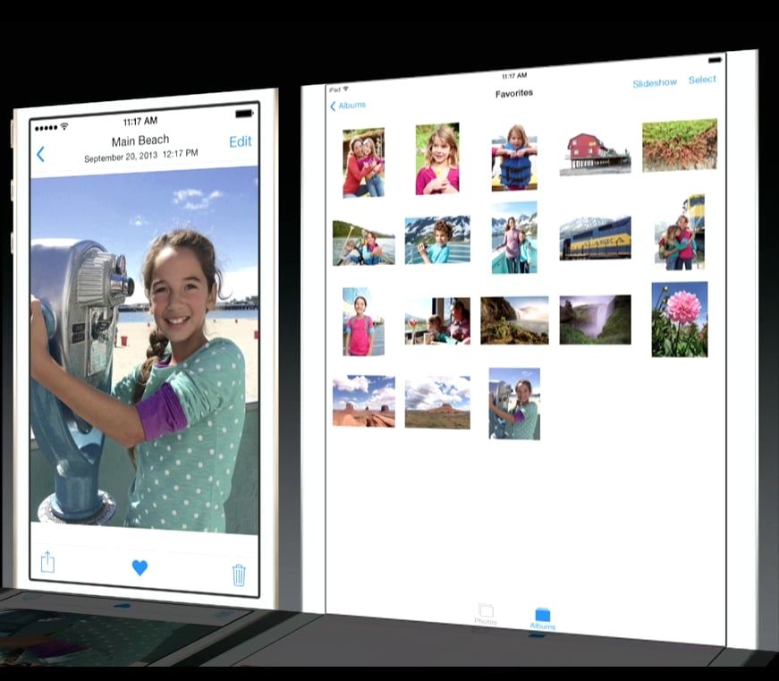 iCloud Drive — See Favorites Between Devices in Real Time