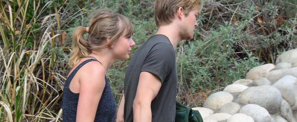 We've Got an Itch to Buy Taylor Swift's Hiking Sneakers, and We Just Can't Shake It Off
