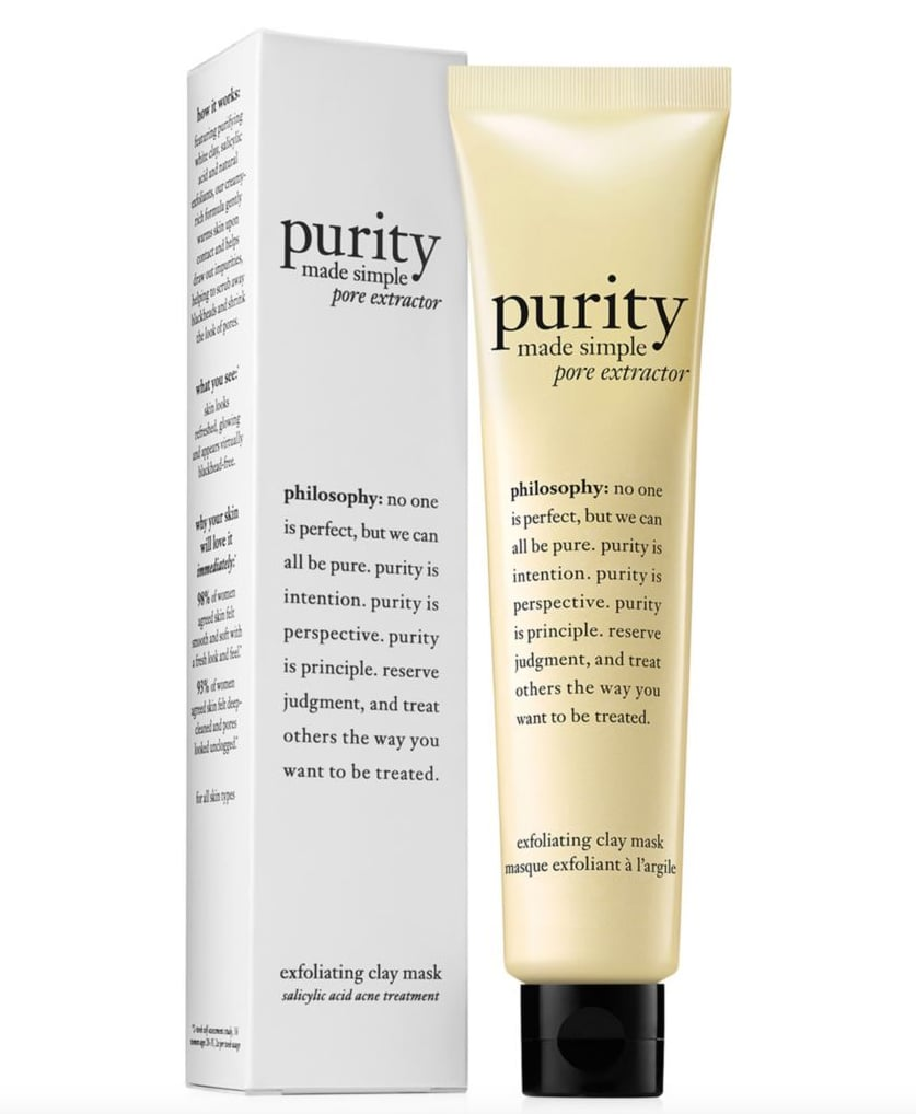 Philosophy Purity Pore Extractor Clay Mask
