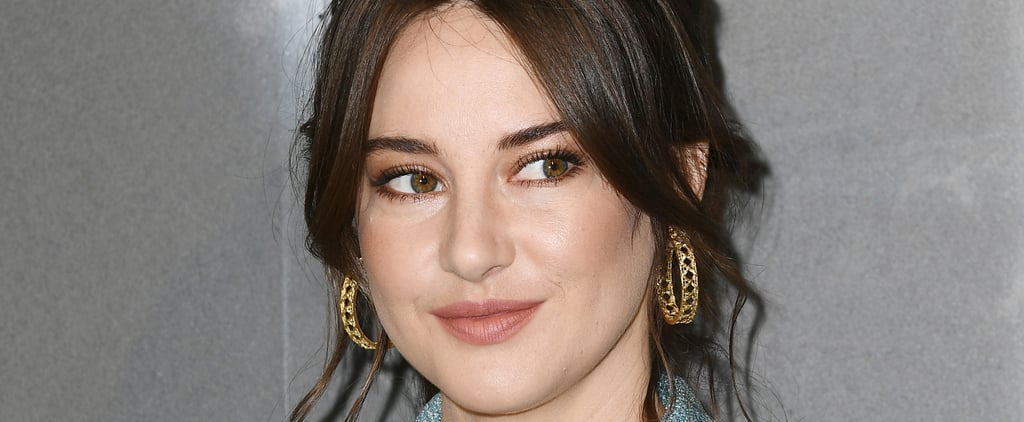 Shailene Woodley on Living With Aaron Rodgers Amid Pandemic