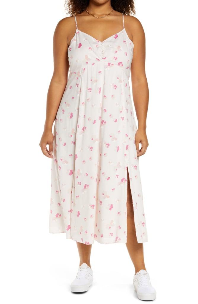 A Picnic-Ready Dress: BP. Floral Cami Midi Dress