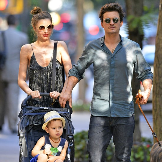 Miranda Kerr and Orlando Bloom in NYC | Pictures