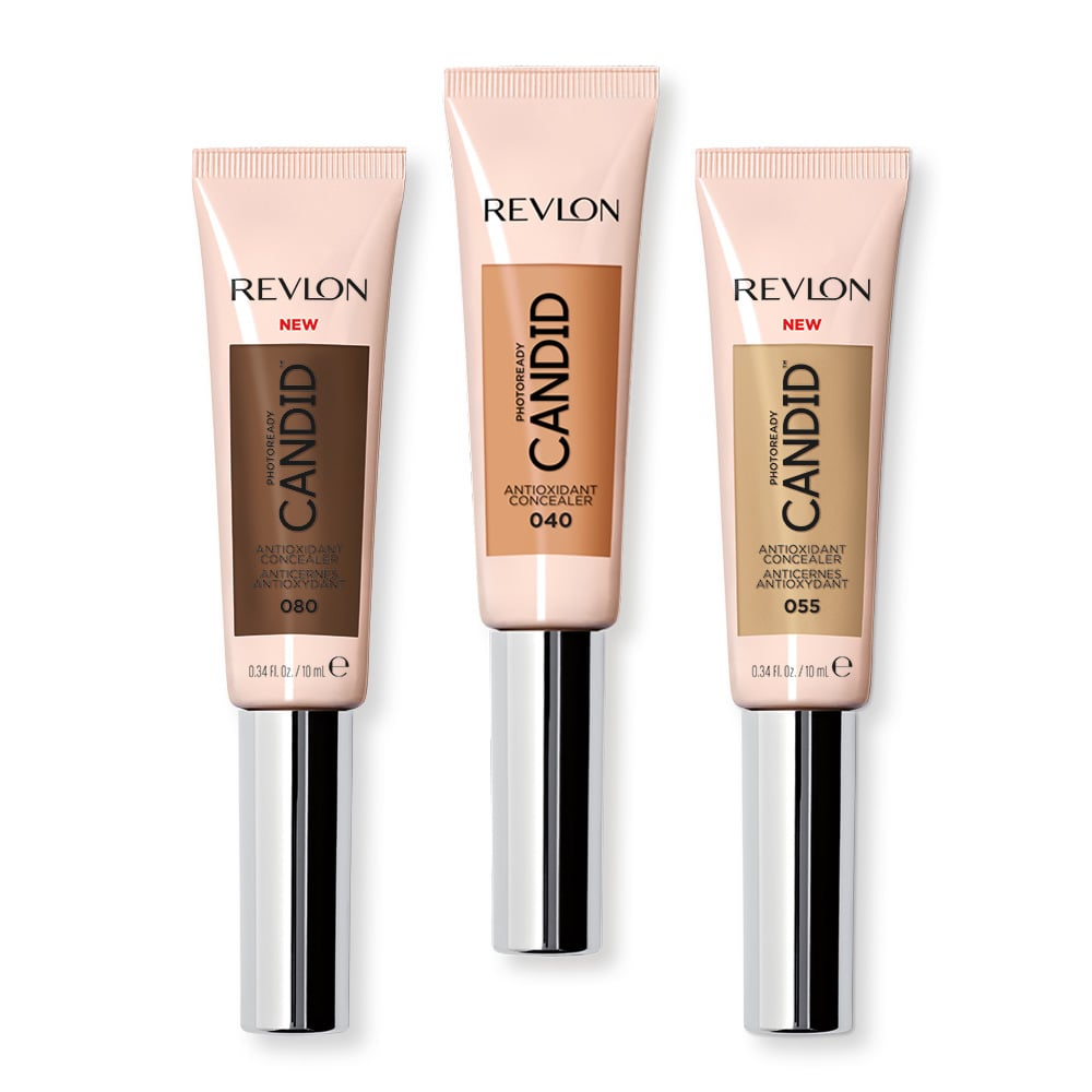 A Buildable — and Protective —Concealer