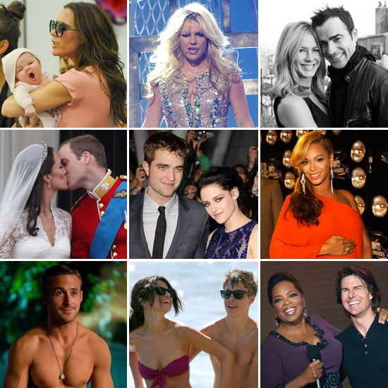The Royal Wedding, Harry Potter Ends, and More — Your Top-Ranked Stories of 2011!