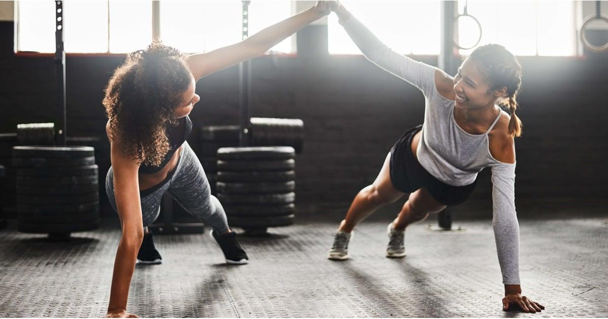 Programme d'entraînement Ab 4 semaines | POPSUGAR Fitness   – abdo