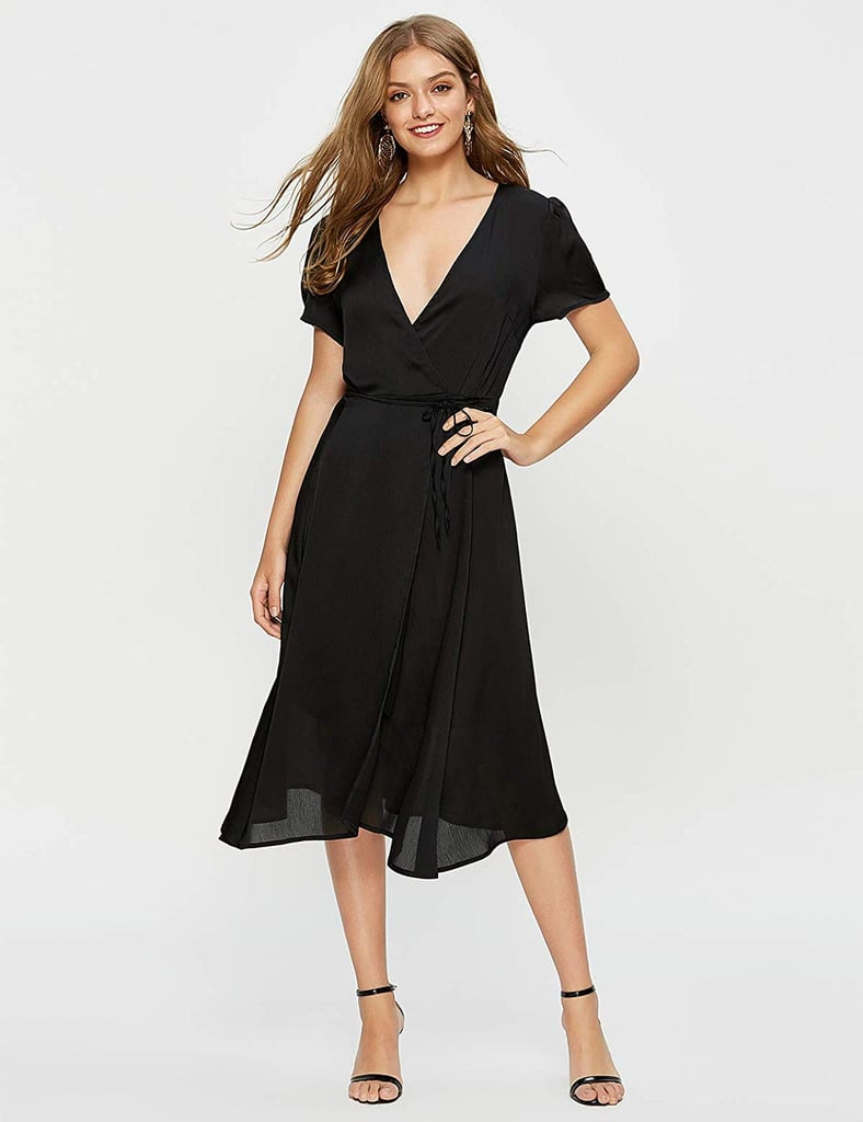 Escalier Wrap Dress