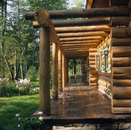 Coveted Crib: A Rustic Summer Cabin