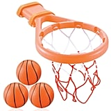 For 3-Year-Olds: 3 Bees & Me Bath Toy Basketball Hoop & Balls Set