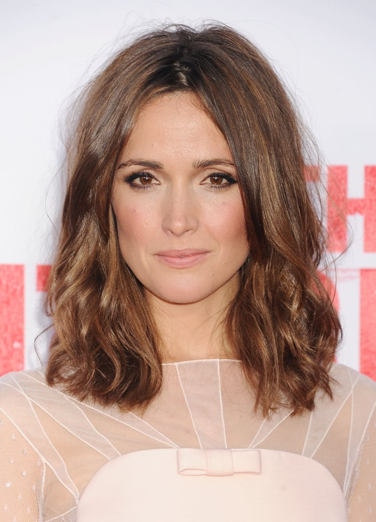 rose byrne celebrities with the clavicut hairstyle popsugar beauty uk photo 30. Black Bedroom Furniture Sets. Home Design Ideas